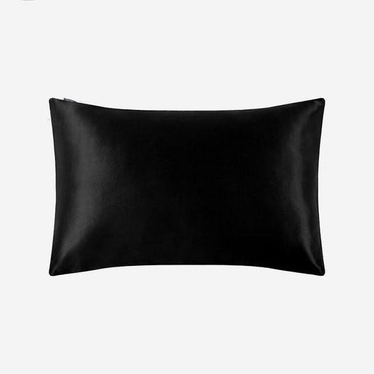 100% Pure 19 Momme Mulberry Silk Pillowcase With Hidden Zipper Terse