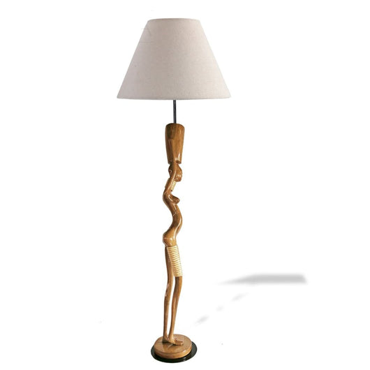 Sculptors Muse - Décor Floor Lamp Lamps