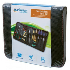Manhattan 17pc PC Service Tool Kit