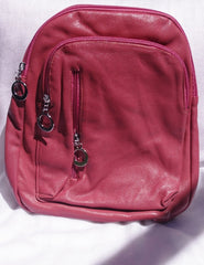 Pale Rose Fashion Rucksack