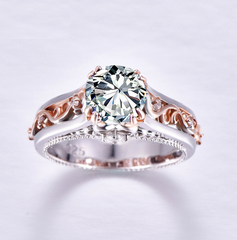 Engagement Ring Round Cut