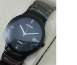 Rado Jublie DaiStar Full Black Quartz Watch