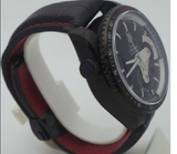 Tag Heuer Grand Carrera Calibre 36 ETA 7750 Valjoux Automatic Chronograph Leather Strap Watch