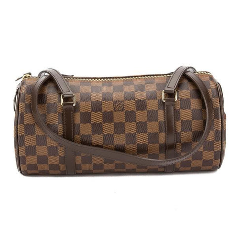 Louis Vuitton Damier Ebene Canvas Papillon Bag