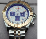 Breitling Chornometre Dual Tone Steel Limited Edition Watch