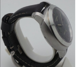 Luminor Panerai GMT Tribute To Brazil Swiss ETA 2250 Valjoux Movement Automatic Mens Watch