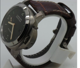 Luminor Panerai Marina Steel Swiss ETA 2250 Valjoux Movement Automatic Mens Watch
