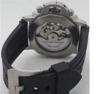 Luminor Panerai Regatta Rattrapante Rubber Strap Swiss ETA 2250 Valjoux Movement Automatic Mens Watch