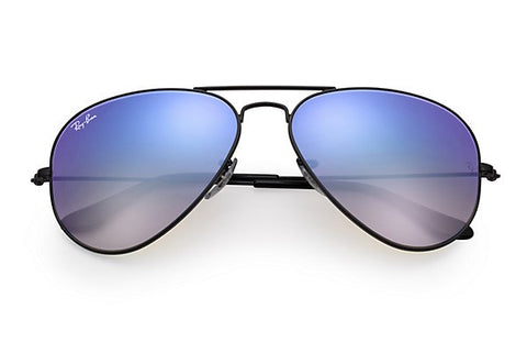 AVIATOR FLASH LENSES GRADIENT