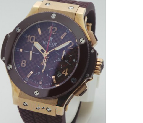 Hublot Big Bang Ceramic Bezel Rose Gold Brown Swiss ETA 7750 Valjoux Movement Automatic Watch
