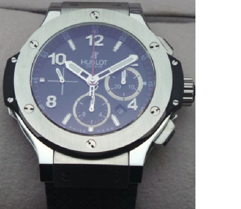 Hublot Big Bang Steel 2 SWISS ETA 7750 Valjoux Movement Automatic Watch
