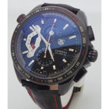 Tag Heuer Grand Carrera Calibre 36 - 2 LEATHER STRAP WATCH