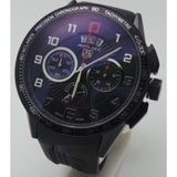 Tag Heuer MP4 - 12C Black Rubber Strap Watch