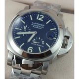 Luminor Panerai Power Reserve Automatic Steel Mens Watch