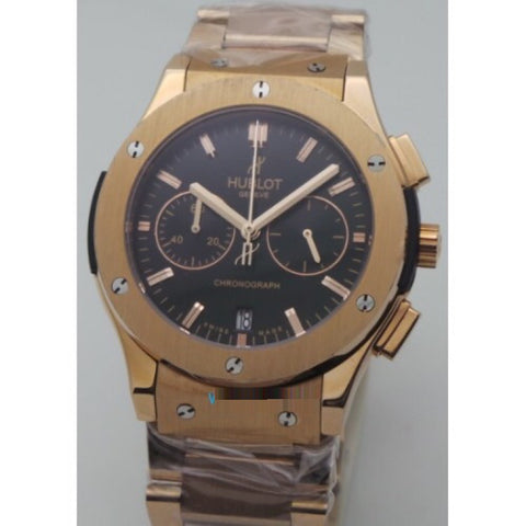 Hublot Classic Fusion Chronograph Rose Gold 2 Watch