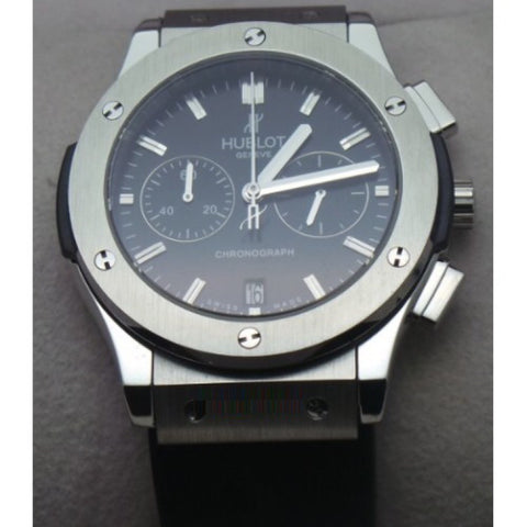 Hublot Vendom Chronograph Steel Watch