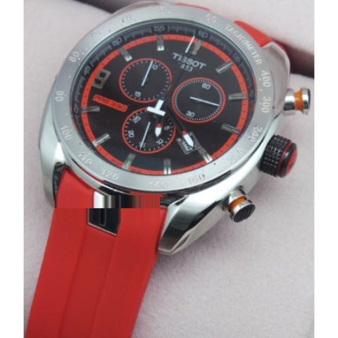 Tissot Prs 330 Tony Parker Limited Edition Red Watch