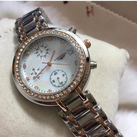 Longiness Elegance Pure Replica Watch