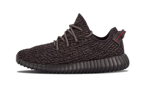 The 7th Version Yeezy 350 Boost Pirate Black
