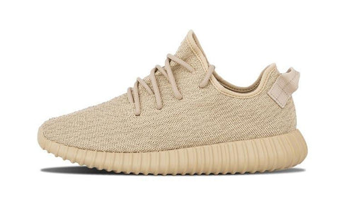 The 7th Version Yeezy 350 Boost Oxford Tan