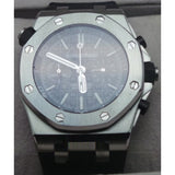 Audemars Piguet Diver Chronograph Steel Black Watch