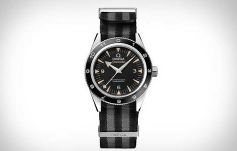 Omega seamaster spectre swiss automatic watch