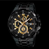 Casio Edifice Black Golden Limited Edition