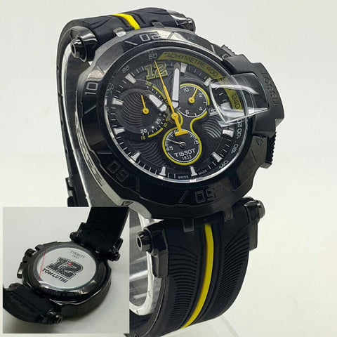 Tissot T - Race Moto GP Edition watch rubber strap