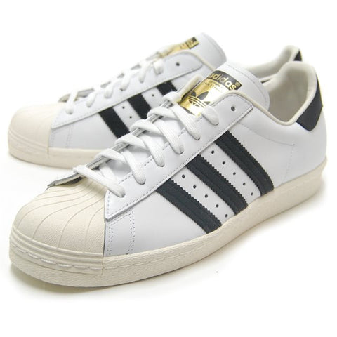 MEN'S ADIDAS ORIGINALS SUPERSTAR 80S MID SHOES