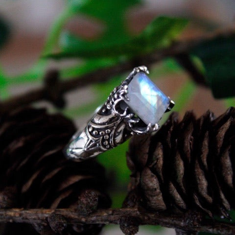 Sterling Silver Epiphany Ring