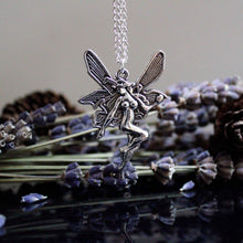Fairies Exist Necklace
