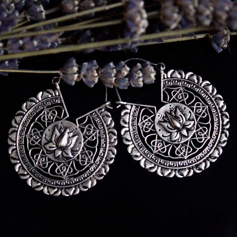 Inner Peace Earrings