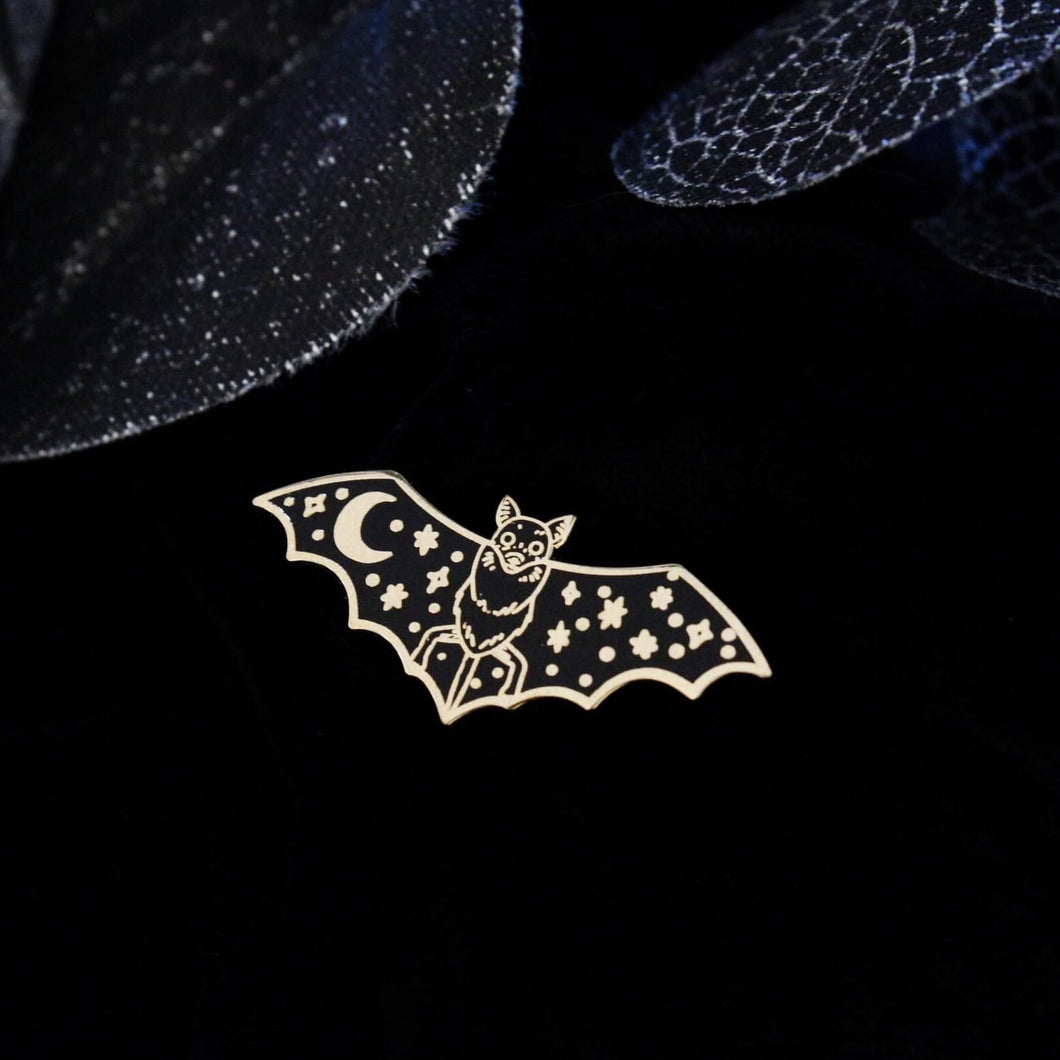 Night Creature Pin