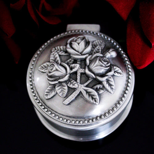 Rose Trinket Box