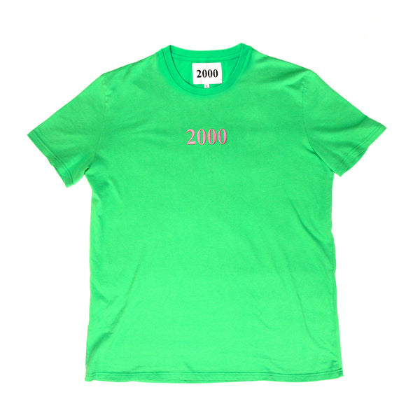 Green Logo T-Shirt