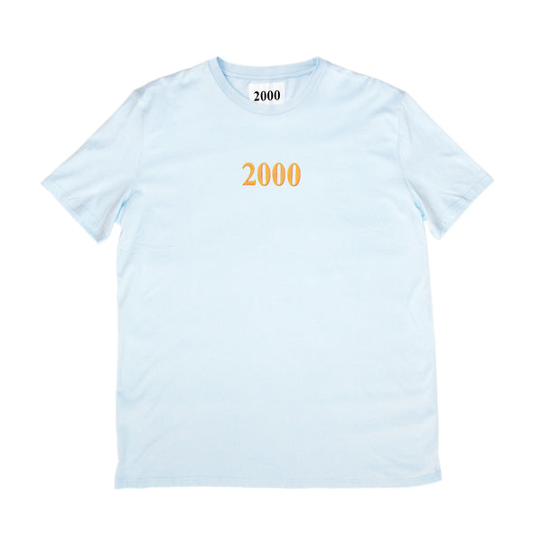 Light Blue Logo T-Shirt