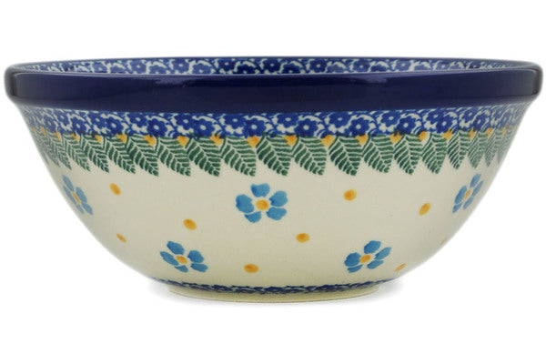 Bowl in Blue Dreams pattern 6""