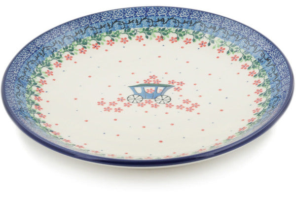 "11"" Dinner Plate - Carriage"
