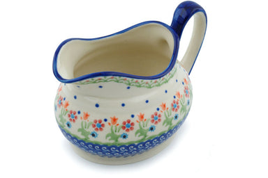 18 oz Gravy Boat - D19 | Polish Pottery House