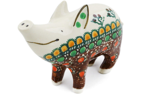 "3"" Pig Figurine - Desert Sun 