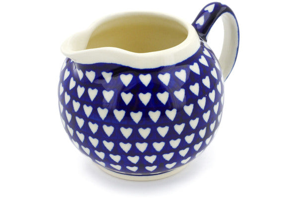 10 oz Creamer - 1044 | Polish Pottery House