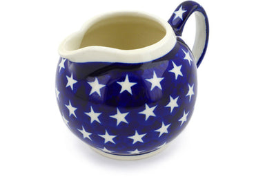 10 oz Creamer - 82 | Polish Pottery House