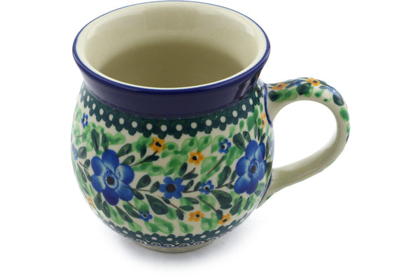 12 oz Bubble Mug - U1872 | Polish Pottery House
