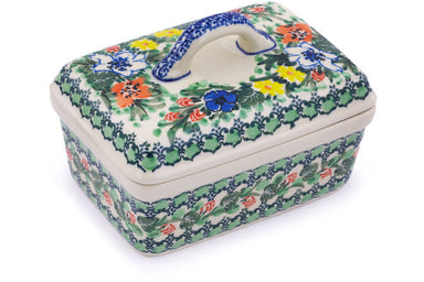 "6"" Butter Dish - U3524 