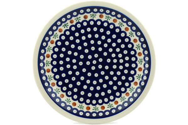 "11"" Dinner Plate - Old Poland 