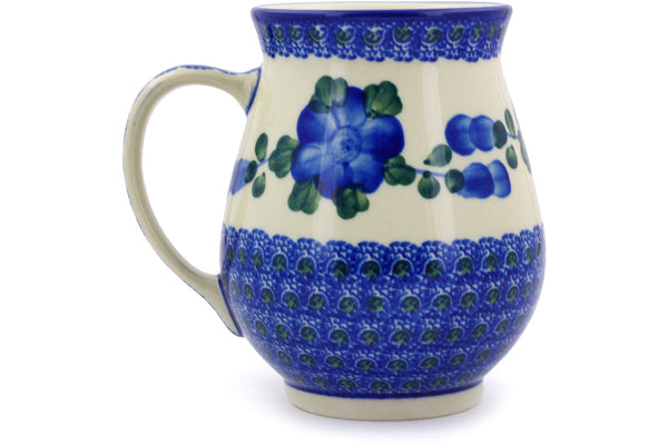 16 oz Mug - Heritage | Polish Pottery House