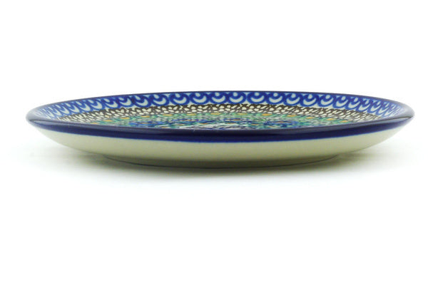 "6"" Bread Plate - Moonlight Blossom 