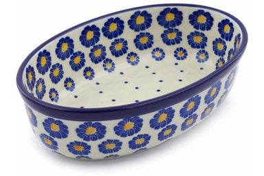 "8"" Oval Baker - P8824A 