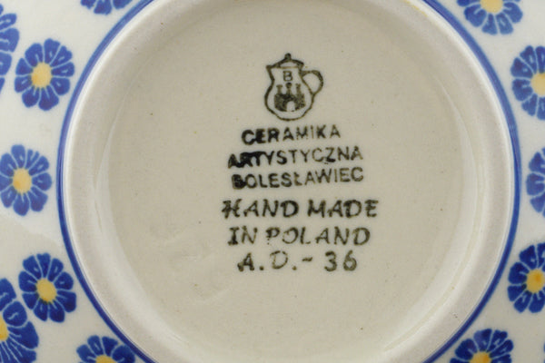 12 oz Dessert Bowl - P8824A | Polish Pottery House