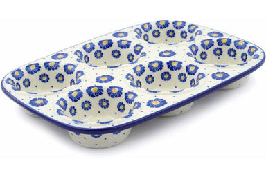 "11"" Muffin Pan - P8824A 